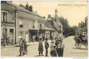 Ancienne photo Artannes